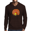 Woodstock Turkey - Thanksgiving Mens Hoodie