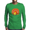 Woodstock Turkey - Thanksgiving Mens Long Sleeve T-Shirt
