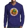 Woodsy says: Give a Hoot! Don't Pollute! Mens Hoodie