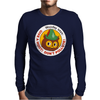 Woodsy says: Give a Hoot! Don't Pollute! Mens Long Sleeve T-Shirt