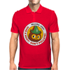 Woodsy says: Give a Hoot! Don't Pollute! Mens Polo