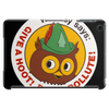 Woodsy says: Give a Hoot! Don't Pollute! Tablet