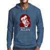 Woody Allen Director Movies Mens Hoodie