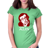 Woody Allen Director Movies Womens Fitted T-Shirt
