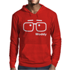 Woody Allen Manhattam Movie Vintage Mens Hoodie