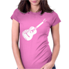 Woody Gutherie's Guitar Kills Fascists Womens Fitted T-Shirt