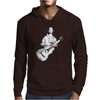 Woody Guthrie This Machine Kills Fascists Mens Hoodie