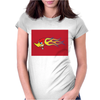 Woody Woodpecker Womens Fitted T-Shirt