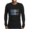 Working on the Electrical Supply Mens Long Sleeve T-Shirt