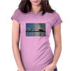 Working on the Electrical Supply Womens Fitted T-Shirt