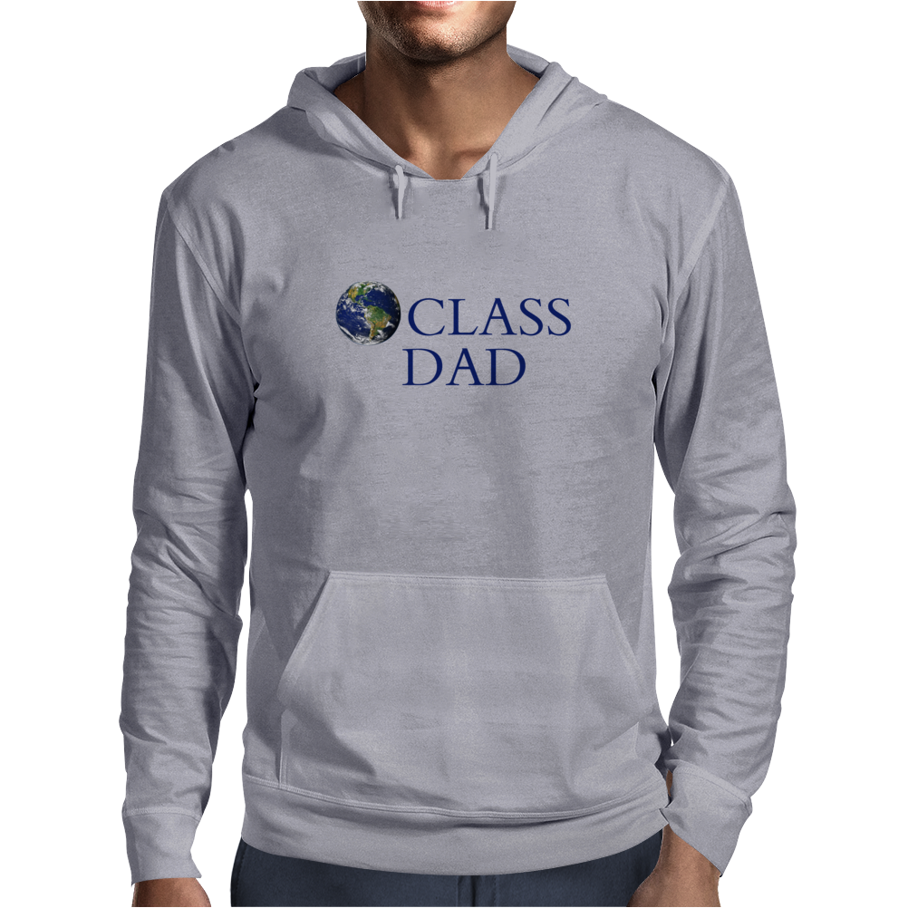 World Class Dad Mens Hoodie