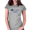 World Class Dad Womens Fitted T-Shirt