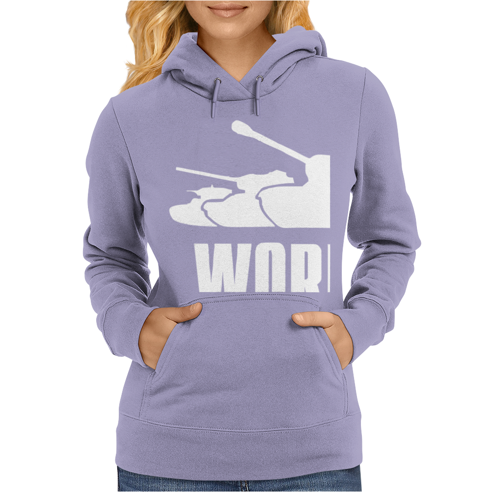 World of tanks Womens Hoodie