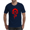 World Of Warcraft Mists Of Pandaria Horde Mens T-Shirt