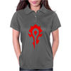 World Of Warcraft Mists Of Pandaria Horde Womens Polo