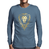 World of Warcraft Movie T-shirt Mens Long Sleeve T-Shirt