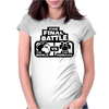 World Vs Human Womens Fitted T-Shirt