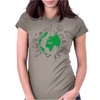World Womens Fitted T-Shirt