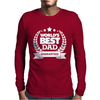 World's Best Dad Mens Long Sleeve T-Shirt