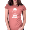 World's Best Dad Womens Fitted T-Shirt