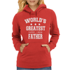 Worlds Greatest Farter Funny Fathers Day New Men T-Shirt W10 Womens Hoodie