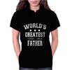 Worlds Greatest Farter Funny Fathers Day New Men T-Shirt W10 Womens Polo