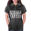 WORLD'S GREATEST FARTER Funny Womens Polo