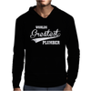 Worlds Greatest Plumber Mens Hoodie