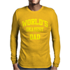 WORLDS OKAYEST DAD Mens Long Sleeve T-Shirt