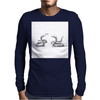 worms Mens Long Sleeve T-Shirt