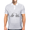 worms Mens Polo