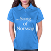 Worn By David Bowie Song Of Norway Womens Polo