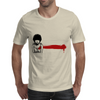 wounded heart art Mens T-Shirt