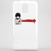 wounded heart art Phone Case