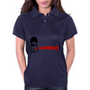 wounded heart art Womens Polo