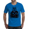 Wounded Lone Wolf Mens T-Shirt