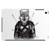 Wounded Lone Wolf Tablet (horizontal)