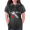 Wrench and screw Womens Polo