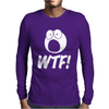 WTF! Mens Long Sleeve T-Shirt