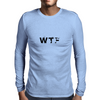 WTF Mens Long Sleeve T-Shirt