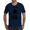 Wtf Punk Mens T-Shirt
