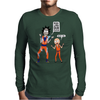 Wubba Lubba Dub Dub Z Mens Long Sleeve T-Shirt