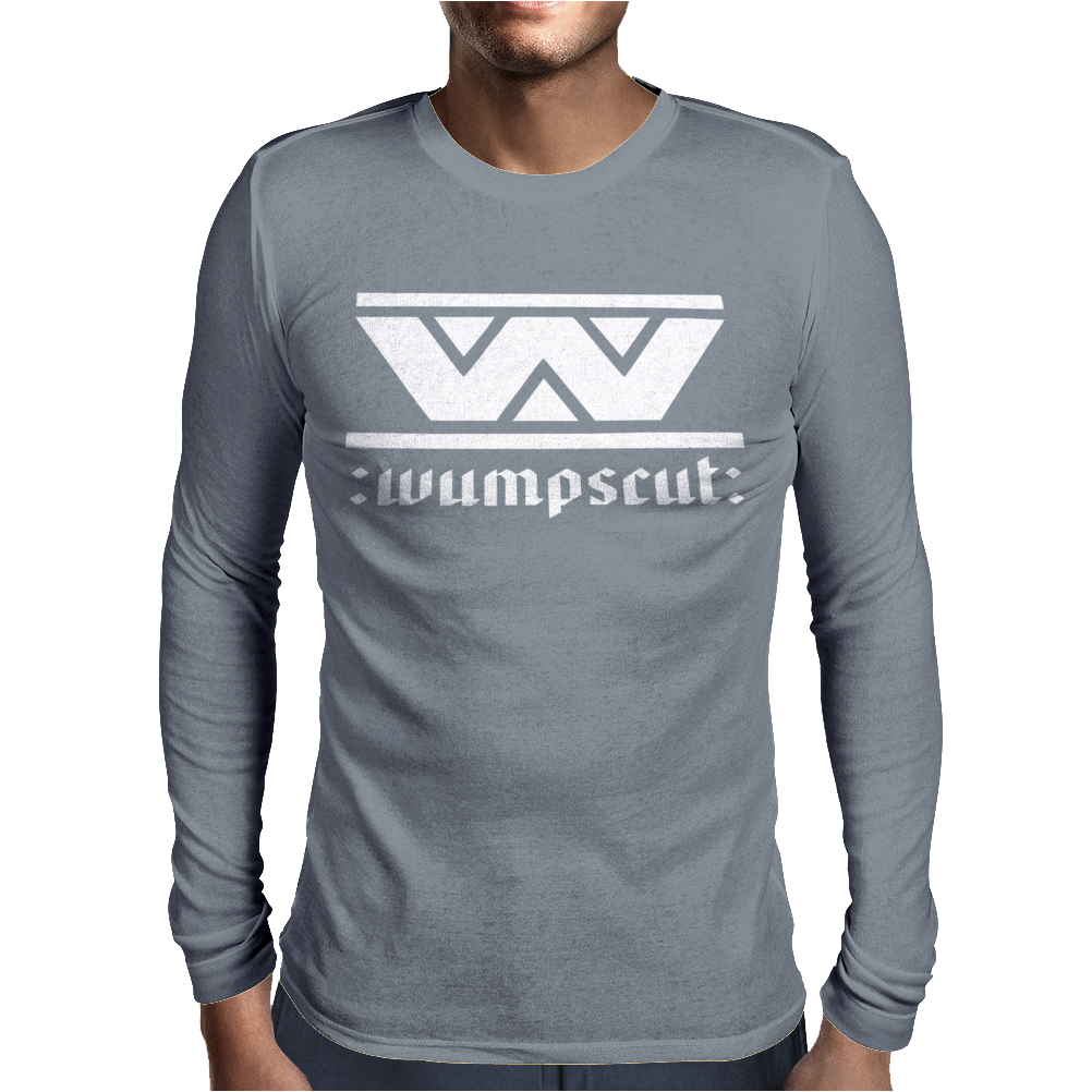 WUMPSCUT Mens Long Sleeve T-Shirt