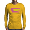 WWE Ultimate Warrior1 Mens Long Sleeve T-Shirt