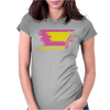 WWE Ultimate Warrior1 Womens Fitted T-Shirt