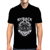 Wwe Wrestling Ryback Feed Me More Mens Polo