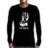 WWF Panda - Mens Funny Mens Long Sleeve T-Shirt