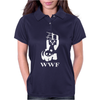 WWF Panda - Mens Funny Womens Polo