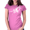 X Fiction Womens Fitted T-Shirt