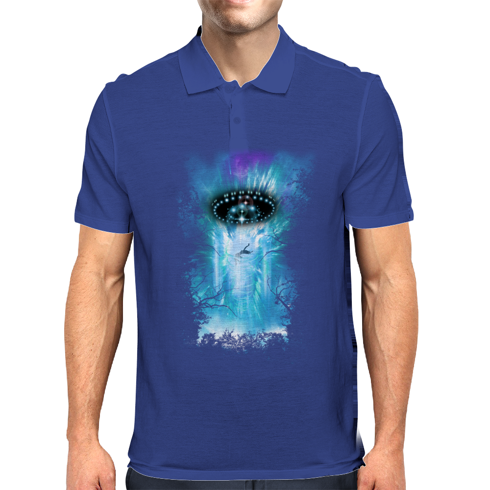 X-Files Invasion Mens Polo